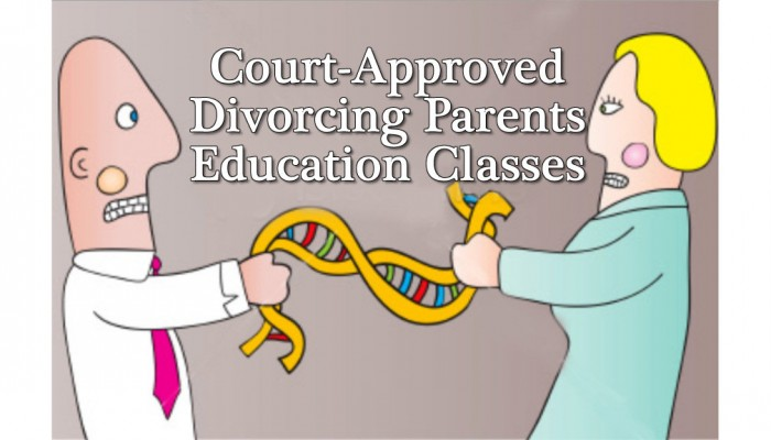 Divorce Parenting Class par­ents' rights,  par­ent­ing plans, Fam­ily Court, Medi­a­tion, &  domes­tic abuse and conflict intervention