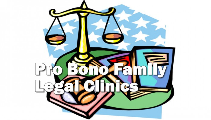 Family Court Legal help when you can't afford an attor­ney.