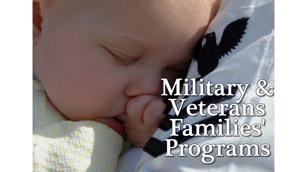 Help for Veterans families  by Veterans families.